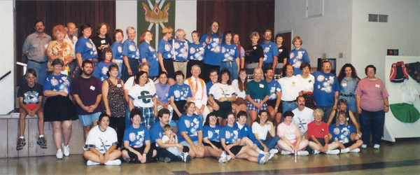 Diablo Mountain Cloggers' 20-year Anniversary Party