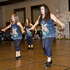 Teen clogging team from the Dance Studio of Fresno performing at NCCA