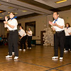Clogging Express performing at NCCA Convention