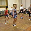 Dancers at Saturday workshops