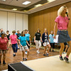 Michele Hill teaching Saturday at NCCA Convention