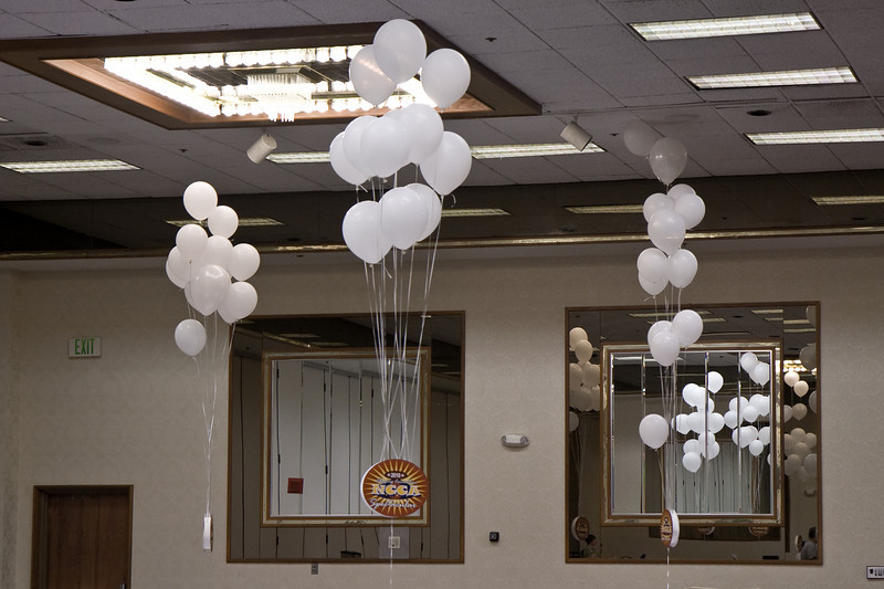 Balloons and mirrors