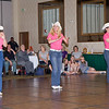 Feather River Cloggers performing at NCCA Convention
