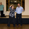 Anne Mills and Barry Welch performing West Coast Swing at NCCA convention