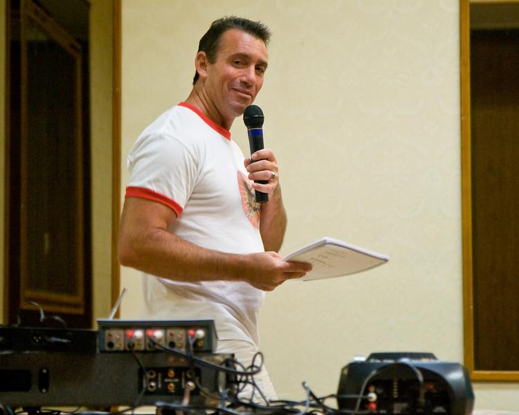 John Habash teaching Saturday at NCCA