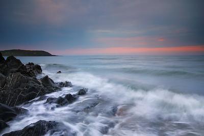 Crashing Waves at Clogherhead-1L8A8601