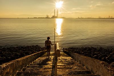 Evening Swim-IMG_7611