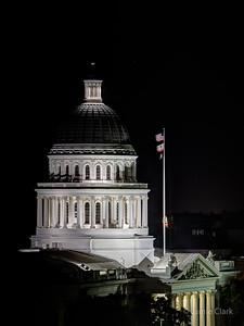 State Capitol Building. Sacramento, CA