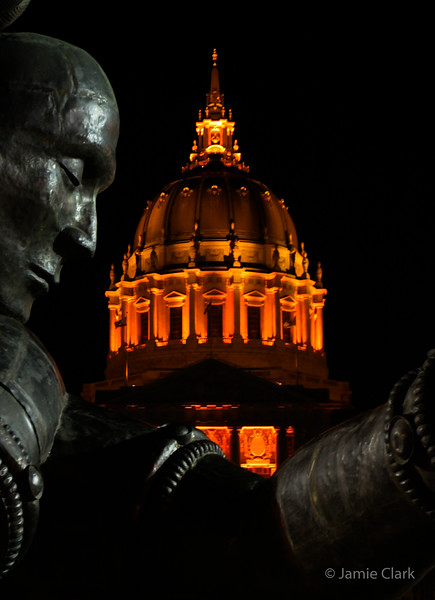 Night of the Giants, San Francisco California