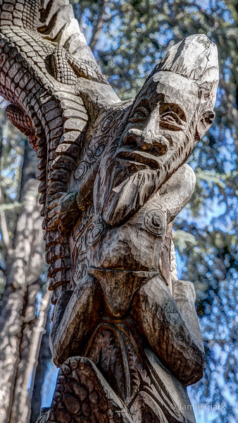 Papua New Guinea Sculpture Gardens @ Stanford Campus July 16, 2016