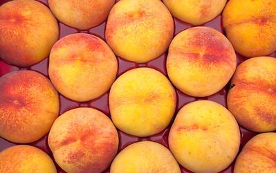 Nectarines at Market