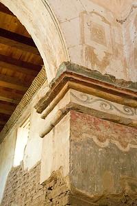 Tumacácori Interior Detail