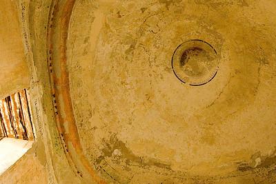 Tumacácori Ceiling Detail