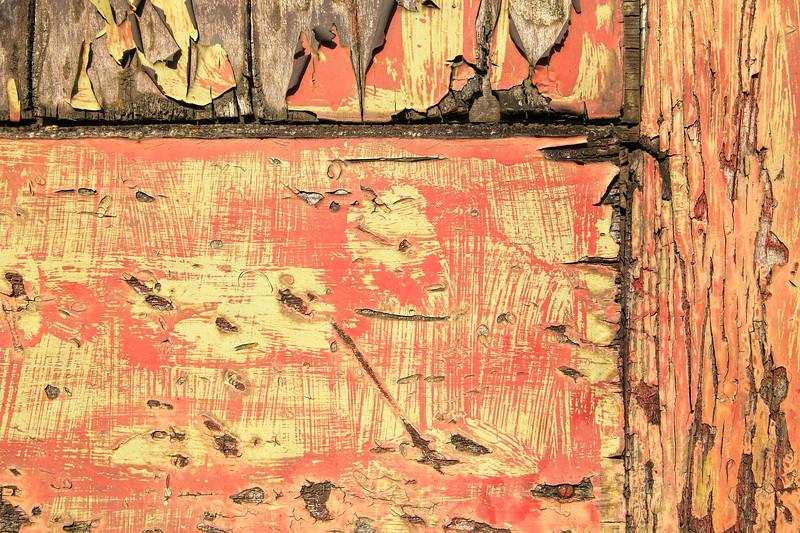 Caboose Door Detail