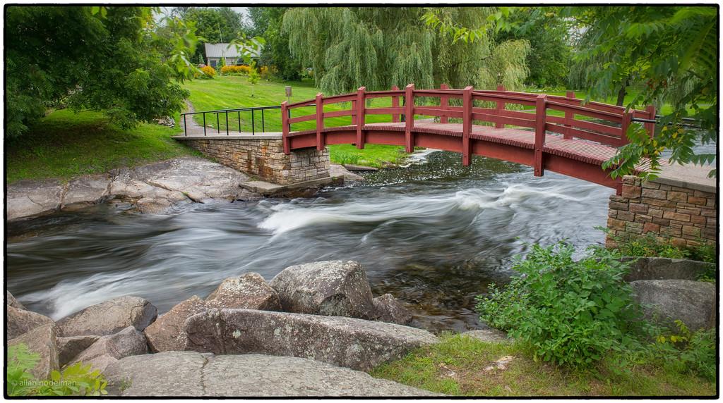 Perth Ontario Footbridge
