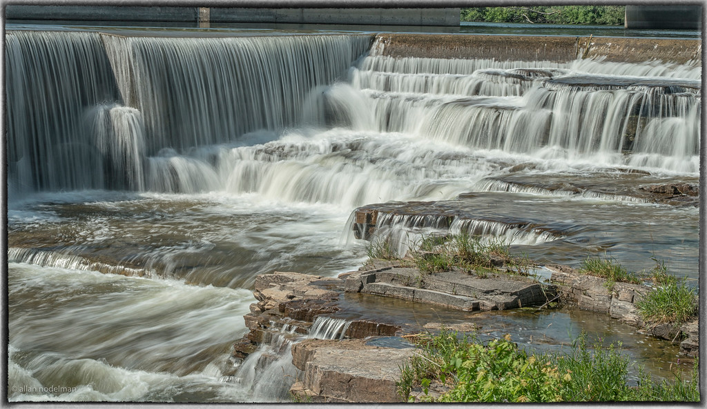 Almonte Falls on July 7th, 2016