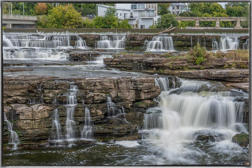 Almonte Falls in September