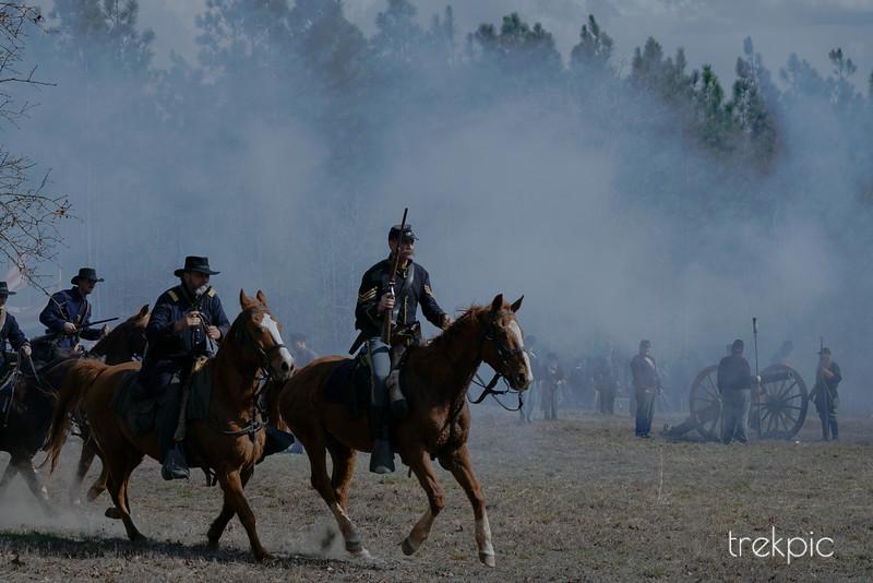 Cavalry Advance