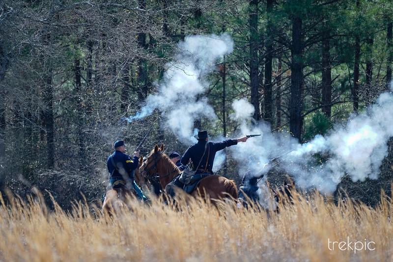 Cavalry Fire