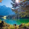 Secondo Lago di Fusine - foto n° 121015-4216