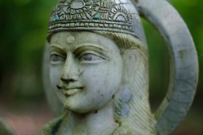 Durga Head