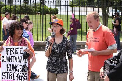 Helen Schietinger , Witness Against Torture