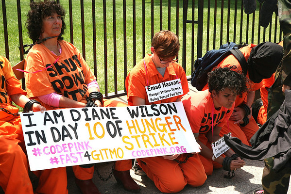 End the Hunger Strike at Guantanamo Release those that are Cleared!