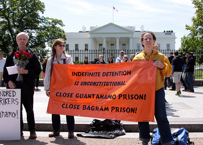 It is time to free the Guantanamo hunger strikers May 3, 2013