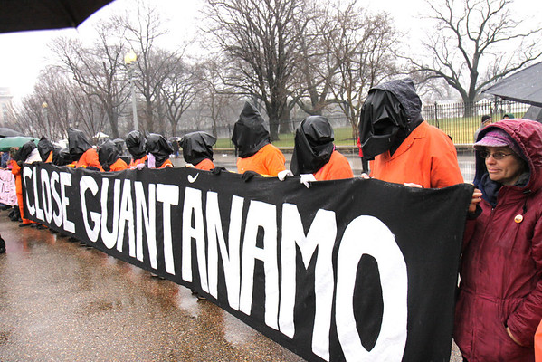 JANUARY 11 DAY OF ACTION AGAINST GUANTANAMO 1/11/14