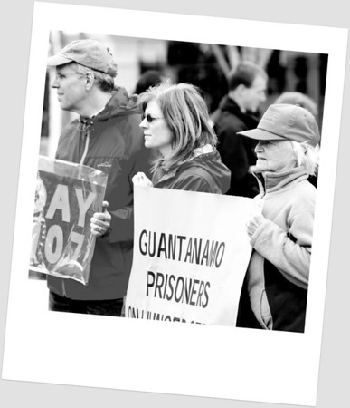 Solidarity With Those On Hunger Strike and Kept Illegally At Guantanamo