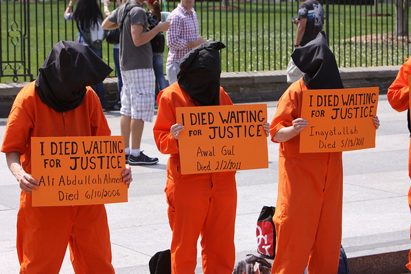 Support the Guantanamo Hunger Strikers--Close Guantanamo & End Indefinite Detention