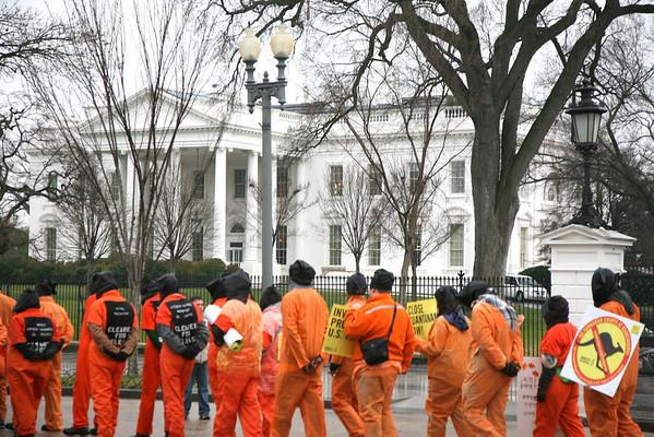 Close Guantanamo & Bagram: 10 Years Too Many