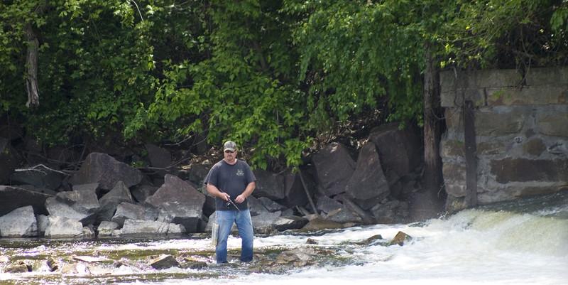 MH 35 - Fishing near Montello