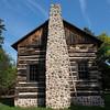 KM  Fox River Pix-778 - Heritage Hill Log Cabin