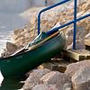 MH 0049 - Canoe Scene Appleton Lock # 4