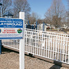 Due to the coronavirus the Imagination Station Playground at Doyle Field is closed for the time being. SENTINEL & ENTERPRISE/JOHN LOVE