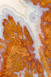 Death Valley Plume Agate