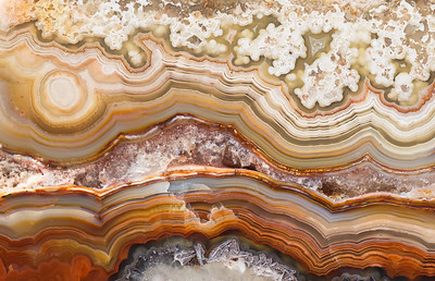 Crazy Lace Agate Abstract