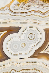 Agate pattern, close up