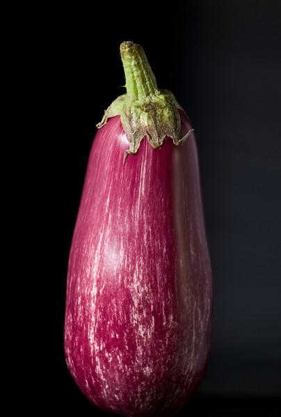 Standing Eggplant