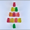 Gummy Bear Christmas Tree Macro