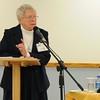 Sr Bridget Haase talks to religious