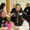 Fr. Eric ? , Sr. Josetta, Sr. Cecelia