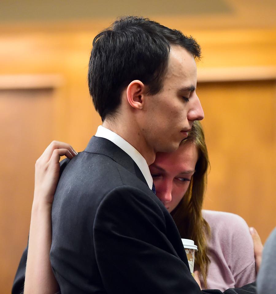 Ian Scheuermann Murder Trial