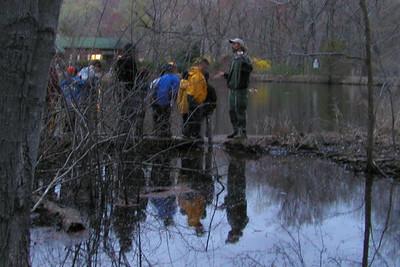 Night Hike, April 2003