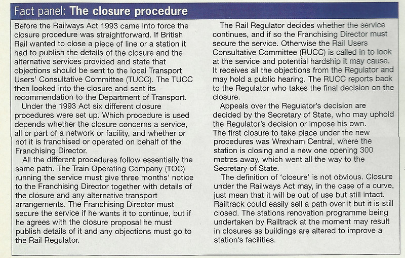 "The Closure Procudure <br /> <br /> Also see this link Below about closure procedure for major Stations <br /> <br /> <a href=""http://www.londontravelwatch.org.uk/major_closures_"">http://www.londontravelwatch.org.uk/major_closures_</a> <br /> <br /> New to Smugmug??<br /> <br /> To read the print clearly / make picture bigger : <br /> <br /> Best way to read it if you new to Smugmug<br /> Put your mouse pointer over pic and double click which blows it up. <br /> <br /> Then in the Bottom RIGHT hand corner there is a RESIZE BUTTON so select size you want. <br /> <br /> To cancel and come back just click the big X in top right hand side"