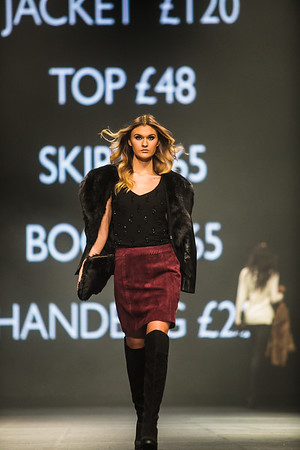 High Street Fashion at the Clothes Show Live 2015
