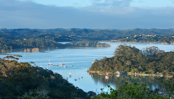 Views to the Bay Of Islands