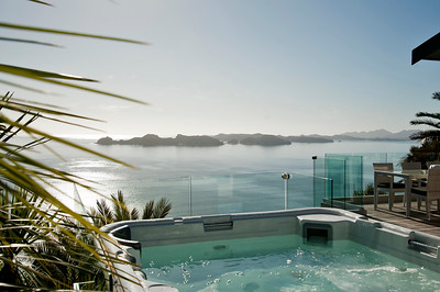 Cloud 9 Luxury Villa - Spa