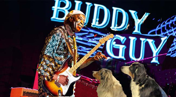 Peter Frampton And Buddy Guy in Concert - Valley Center